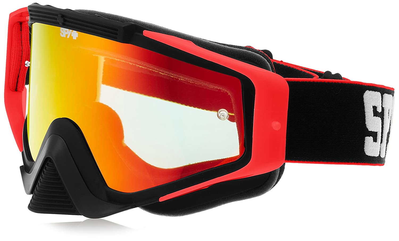 SPY OPTIC Motocross Mountainbike Brille Omen Jersey Series ROT Goggle MX Downhill