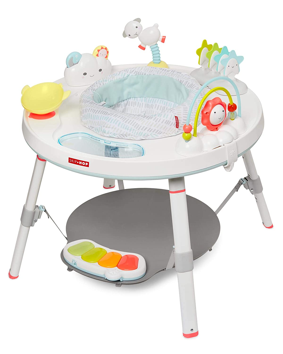 Skip Hop Baby Activity Center: Low price with 3-St sold out Play Interactive Center