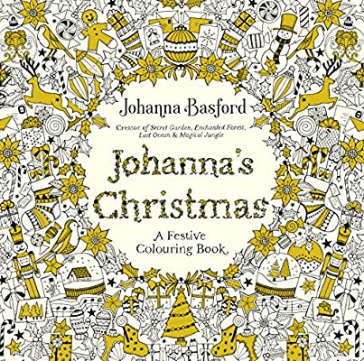 Johanna´s Christmas: A Festive Colouring Book Colouring Books: Amazon.es: Basford, Johanna: Libros en idiomas extranjeros