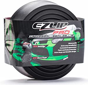 EZ Lip PRO – The Original Universal Fit 2-Inch Lip Spoiler