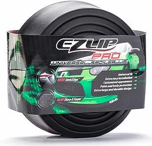 EZ Lip EZP85 Universal Spoiler Lip Color, Pro Black