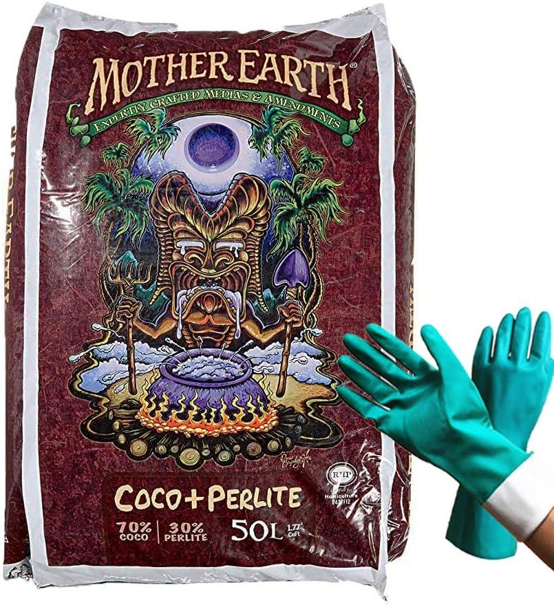 Mother Earth Coco + Perlite Potting Soil