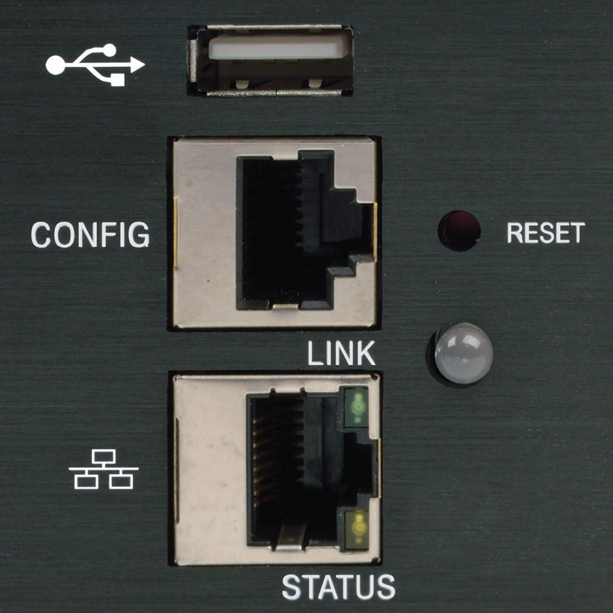 PDUMV30NETLX Tripp Lite PDU Switched 2.9kW 120V 24 5-15//20R 30A L5-30P LX Platform Interface Vertical 0URM Rack-Mount TAA