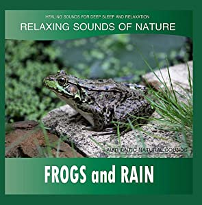 Frogs and Rain: Relaxing Sounds of Nature