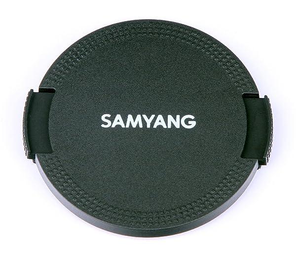 Samyang Lens Cap for AF 35 mm F2.8 Lens - Black (Color: Black)