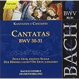 Edition Bachakademie Vol. 10 (Geistliche Kantaten BWV 30-31)