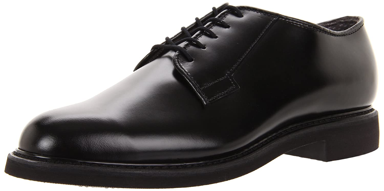 Bates Men's Lites HIGH Gloss Oxford-M Bates Tactical Footwear