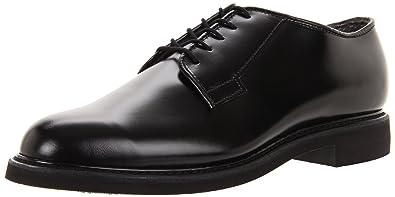 Men's Bates Lites High Gloss E00942, Size: 8 D, Black