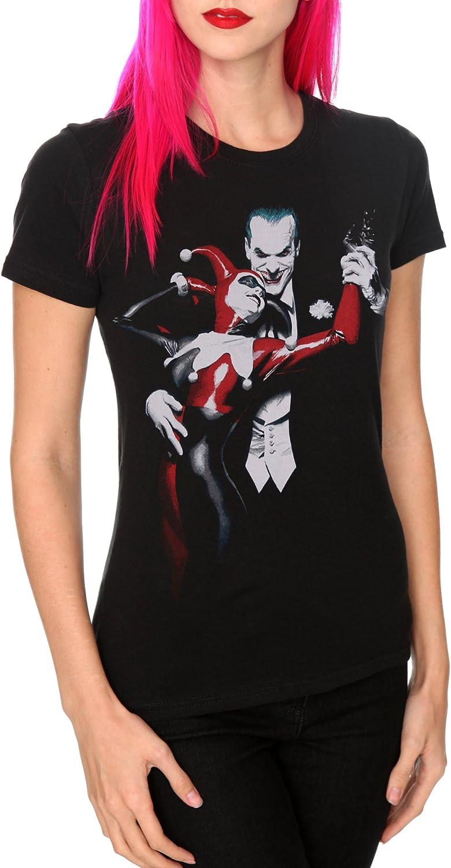 Alex Ross Juniors Harley Quinn Joker T-Shirt