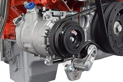 Amazon com: LS BMW 330i E46 Swap A/C Compressor Bracket Kit