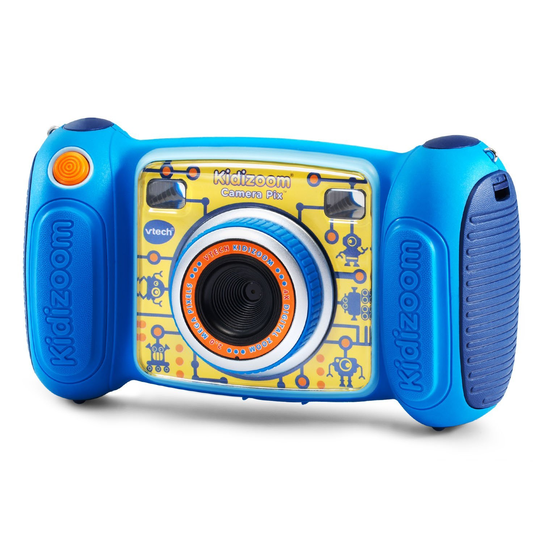 VTech Kidizoom Camera Pix, Blue (Frustration Free Packaging) by VTech (Image #9)