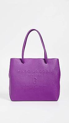d4455d894404 Amazon.com  Marc Jacobs Women s Logo Shopper Tote
