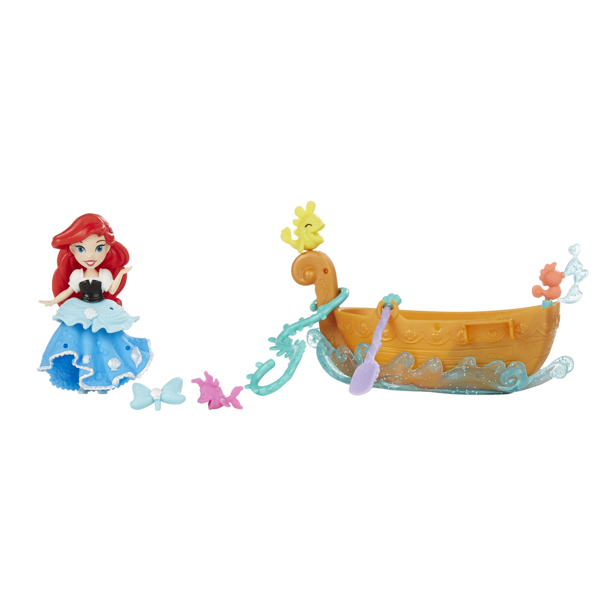 Disney Princess Little Kingdom Ariel's Floating Dreams Boat by Disney Princess