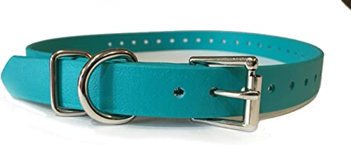 Sparky PetCo 3 4 Waterproof High Flex Square Buckle Straps for E Collar Systems