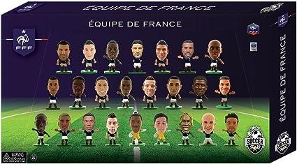 SOCCERSTARZ 402940/Francia 2016/Edition 24/Player Team Pack