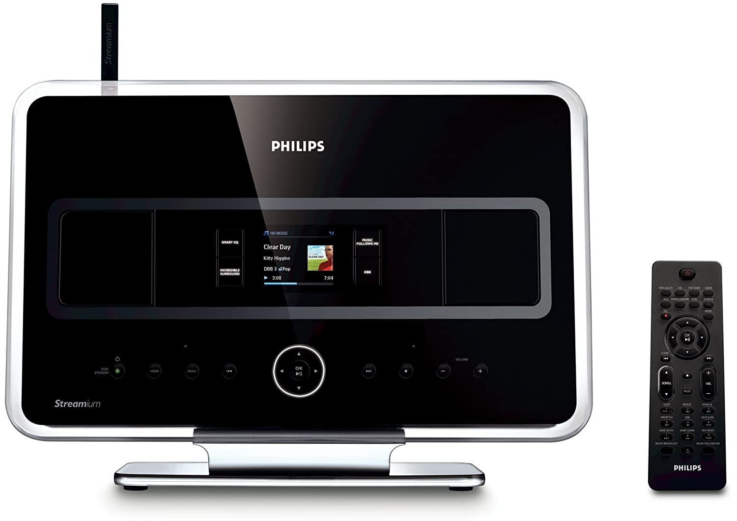 Philips WACS7500/37B Wireless Music Station Drivers for Mac Download