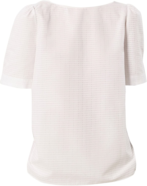 MASSIMO DUTTI Camisas - para Mujer Weiß 40: Amazon.es: Ropa y accesorios