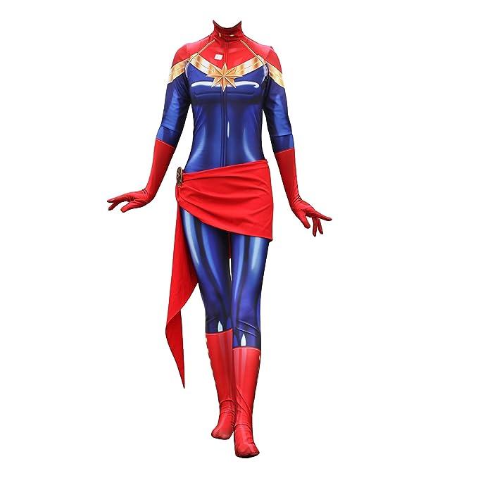 Amazon.com: Texmex - Traje de mujer para Halloween, Zentai ...