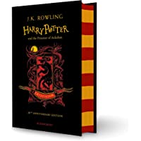 Harry Potter and the prisoner of Azkaban: J.K. Rowling (Gryffindor Edition - Red): 3