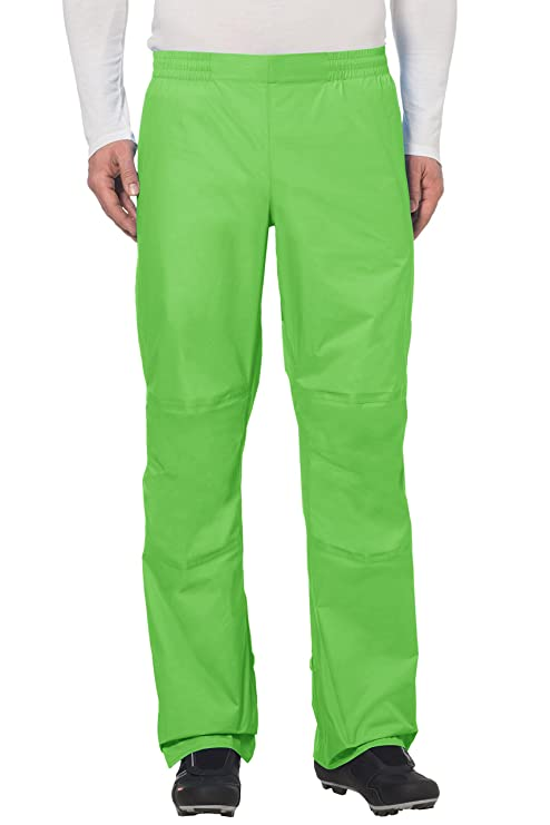 b21cf9c5dc7 Vaude Herren Hose Drop Pants Ii 4981, Hose, Gooseberry, L: Amazon.de ...