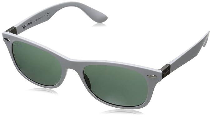 e0fb10e6aa Ray-Ban Men s Sunglasses Tech Lite Force - Grey - Medium  Ray-Ban ...