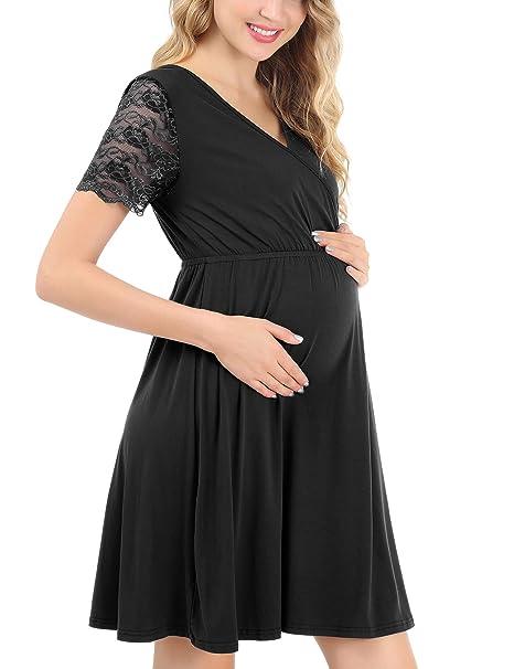 Vestido de Maternidad de enfermería