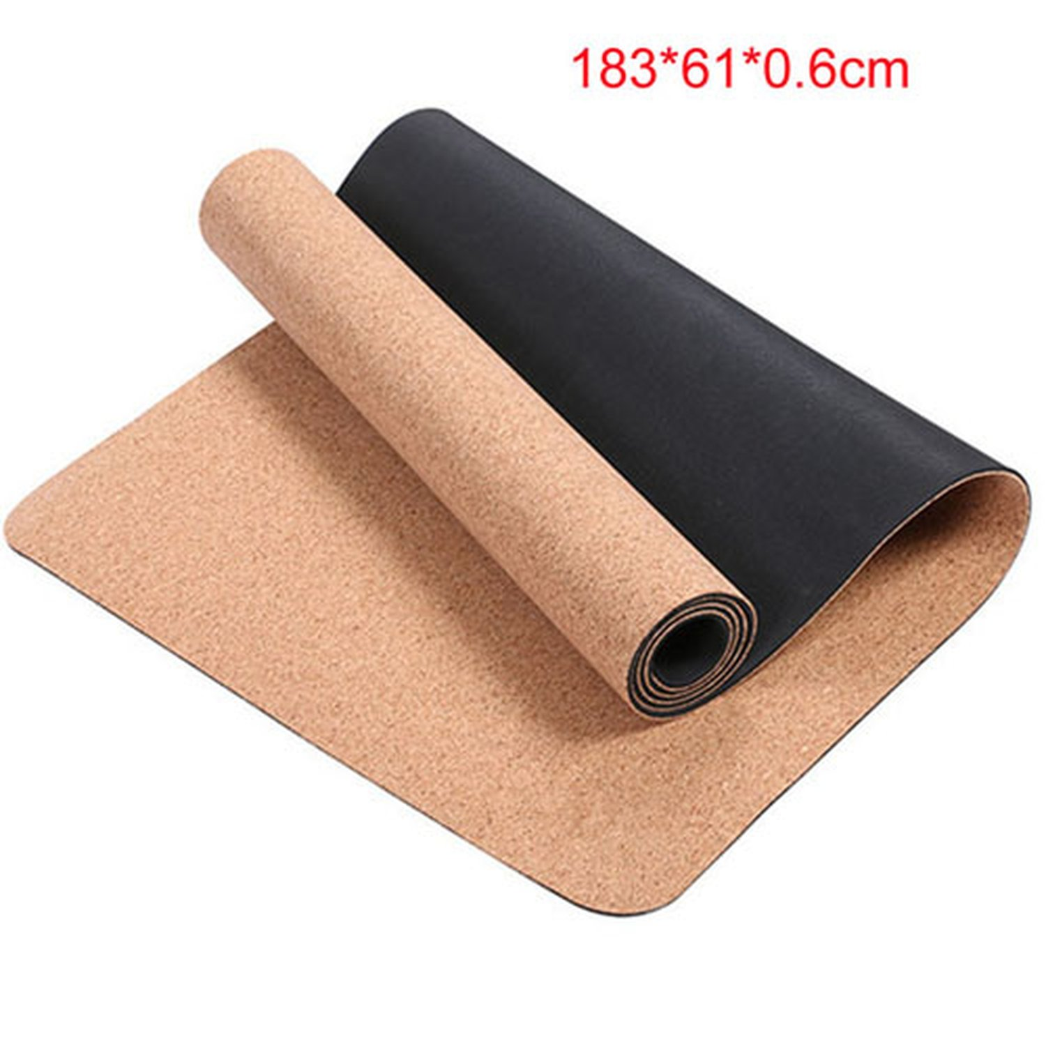Amazon.com : Chiced TPE Yoga Mat Eco-Friendly Non Slip ...