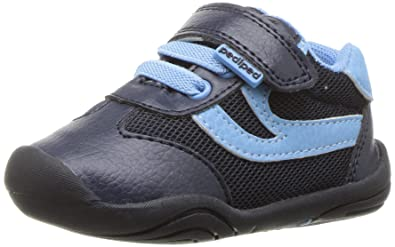 Pediped Cliff, Zapatillas de Running Niños, Azul (Navy Sky), 21 EU