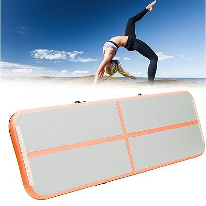 Essort ESSORTHCLS258800 - Colchoneta de yoga, color Naranja ...