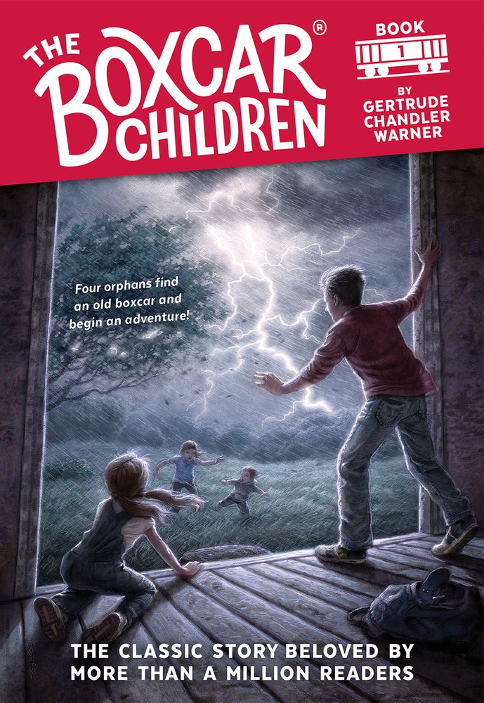 Read Online The Boxcar Children (The Boxcar Children, No. 1) (The Boxcar Children Mysteries) PDF