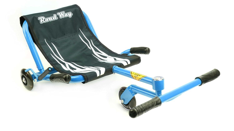 UMIT C102 mit Stuhl, Unisex Kinder Scooter, blau, M Umit Europe