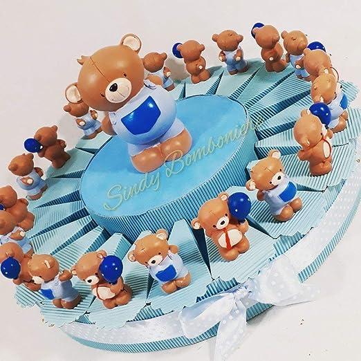 Amazon.com: Sindy Party Favores para tartas con osito de ...