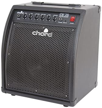 chord CB-25 8-Inch 25 W Bass Amplifier: Amazon co uk