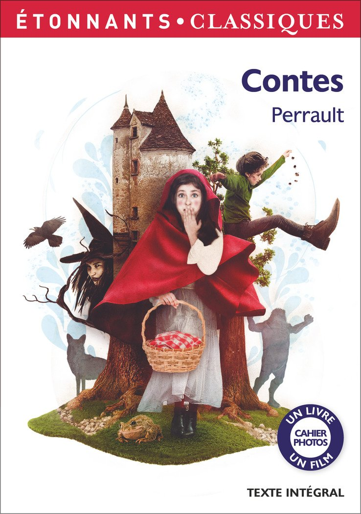 Contes (Anglais) Poche – 3 août 2017 Charles Perrault FLAMMARION 2081408627 French