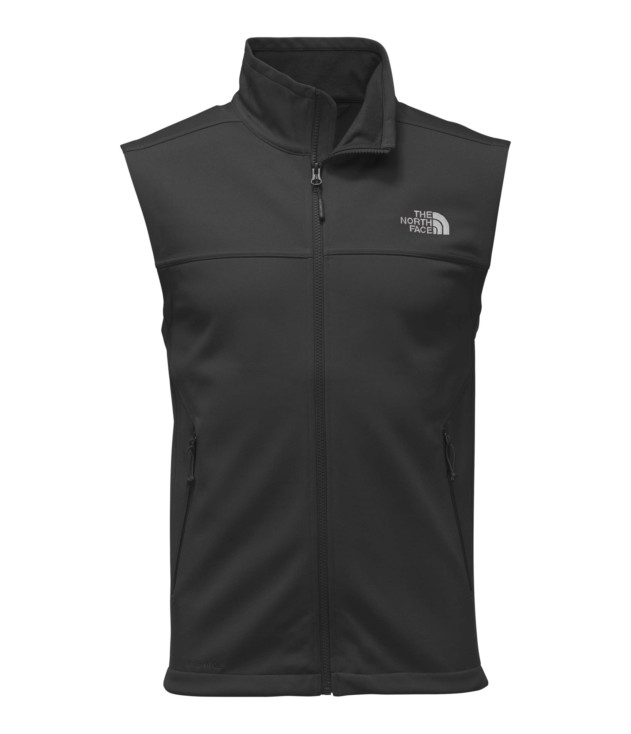 The North Face Men's Apex Canyonwall Vest - TNF Black & TNF Black - S