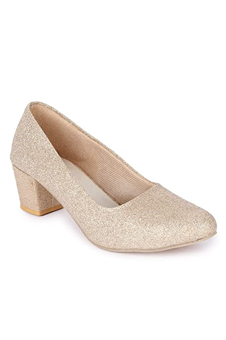da7d03282 Sapatos Women Casual Block Heels  Buy Online at Low Prices in India -  Amazon.in