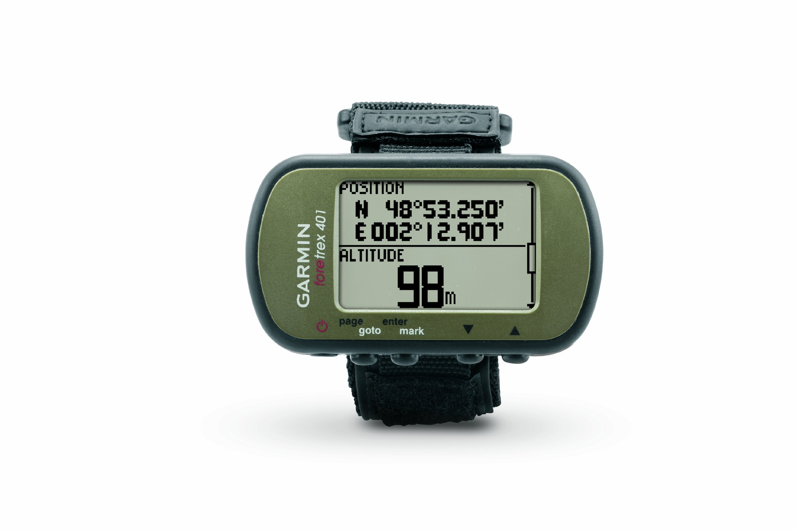 Garmin Foretrex 401 Waterproof Hiking GPS by Garmin