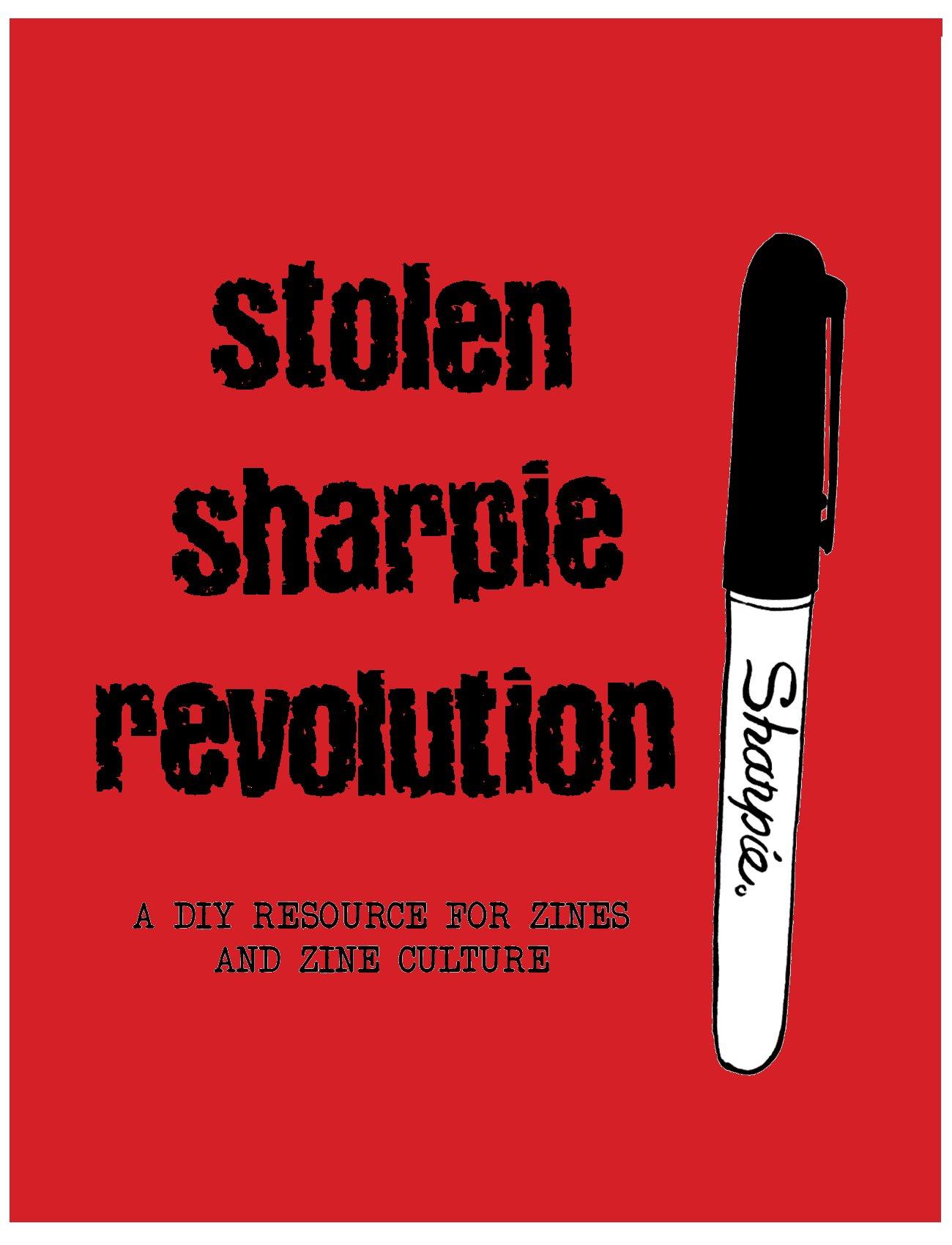 Stolen Sharpie Revolution Resource Culture product image