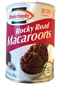 Manischewitz Rocky Road Macaroons, 10 once, Kosher for Passover