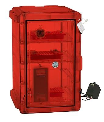 Bel-Art Secador Vertical Profile Amber 4.0 Auto-Desiccator Cabinet; 230V, 1.9 cu. ft. (F42074-1228): Science Lab Desiccator Accessories: Amazon.com: Office ...