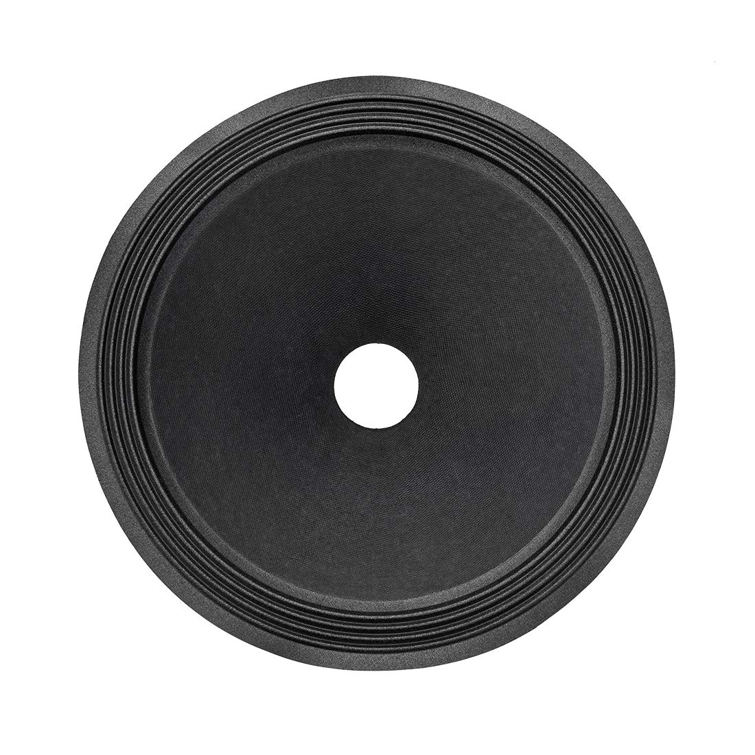 uxcell 12'' Paper Speaker Cone Subwoofer Drum Paper 1.7'' Coil Diameter with 4 Cloth Surround