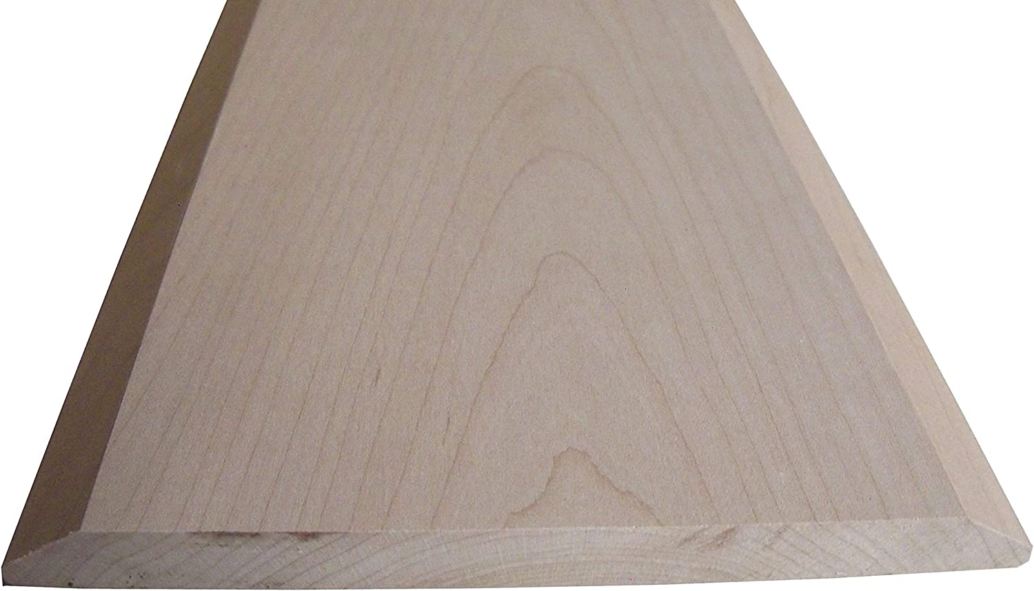ADA Compliant Maple 1//2 inch Height Interior Solid Wood Threshold 4 1//2 x 36 HBP