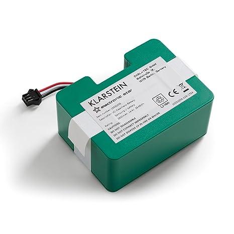 Klarstein Cleanhero batería de Repuesto li-Ion Accesorio