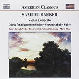 American Classics - Samuel Barber (Violin Concerto)