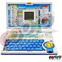 Gooyo English Learner Electronic Educational Toy Laptop Computer Toys for Kids Boys Girls