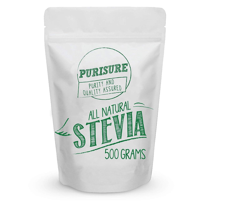 Polvo de estevia natural | Extracto puro altamente ...