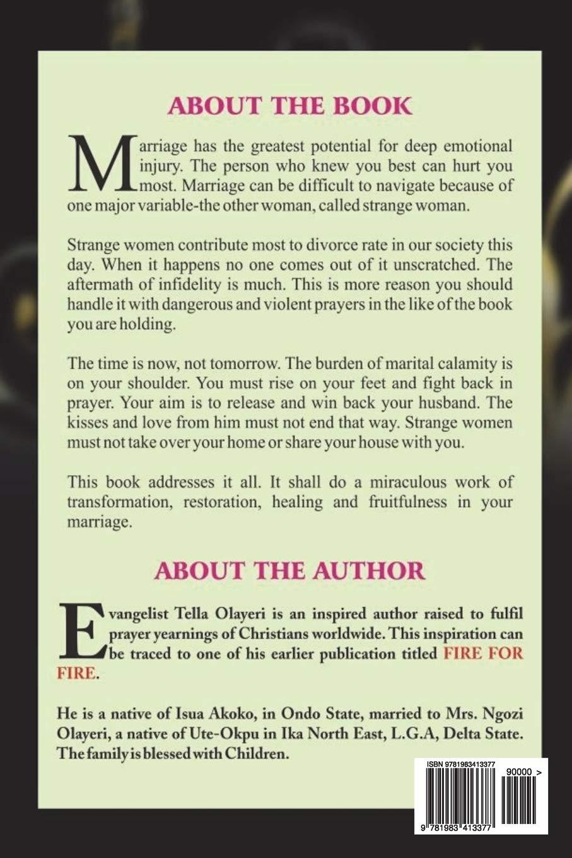 Dangerous Prayer Against Strange Women Volume 2 Tella Olayeri