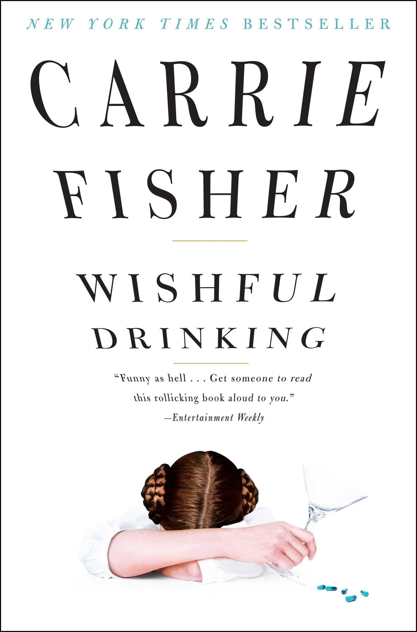 Image result for wishful drinking book