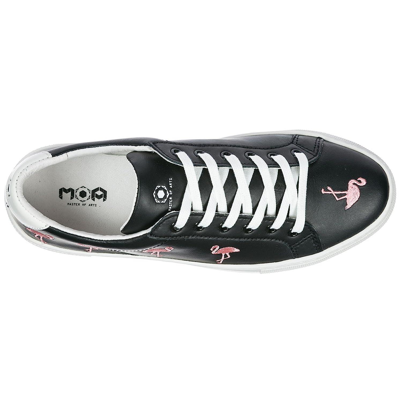 MOA Master of Arts Damenschuhe Turnschuhe Damen Leder Leder Leder Schuhe Turnschuhe Victoria S 62189a