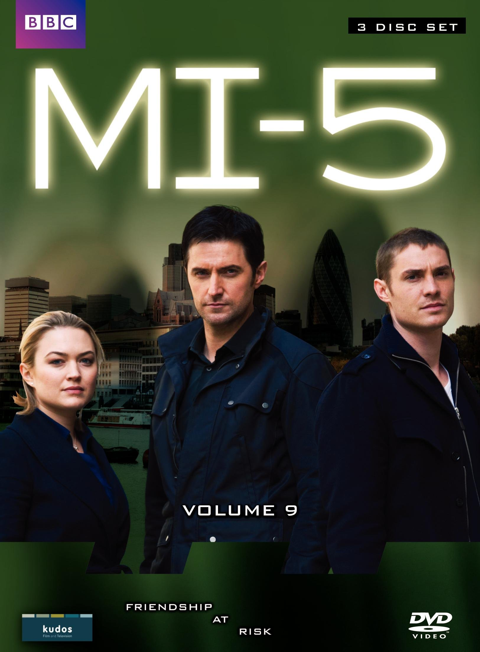 Mi-5: Vol. 9 by Warner Manufacturing